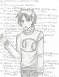 Karkat: Troll this worthless human by ritsukuze