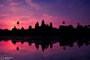 Angkor Cliche by borky