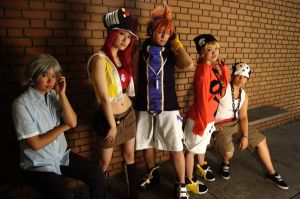 The World Ends With You - 1 by Kurai-Hisaki