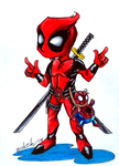 Deadpool by the-ChooK
