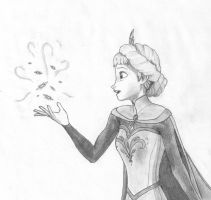 Elsa - Let It Go by tophats96