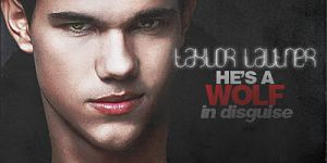 Taylor is a Wolf by mikeygraphics