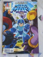 Megaman Issue 7 Comic Book by tanlisette