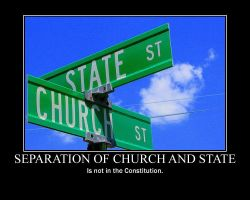 Church and State by Balddog4