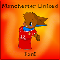 .:Im a MANU Fan:. by EeveeL
