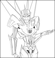 TFP- Starscream by chibigingi