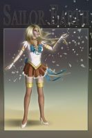 Contest: Sailor Earth by DianaHold