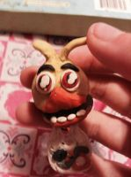 Withered Chica by 9amandapanda