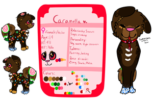 caramella [ref // 11-25-2014] by the-runaway-josh