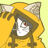 Blazblue - Jubei by R-ninja