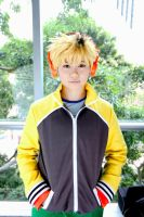 AFA 2014 (Day 2): Nagachika Hideyoshi by killua93