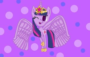Princess Twilight :D by Mapleflame2
