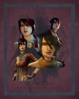 Morrigan: The Witch of the Wilds by mpissott