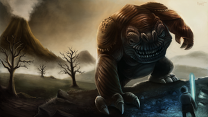 Rancor Remix by Cryptid-Creations