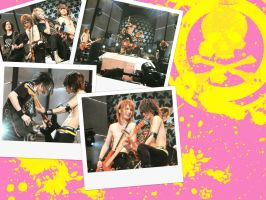 Alice Nine Discotheque by shaDann