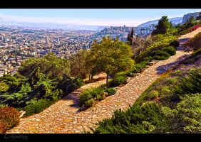 Haifa City by Unilight