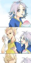 Inazuma 11 - Want some ice? by Miyukiko