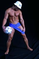 Soccer Stud by GlennMichaelImages