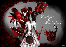 Knockout in Wonderland - hysteria by Logna