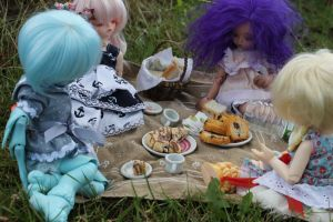 doll picnic 8 by veromagica
