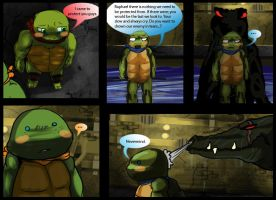 TMNT At Heart- CH1 - PG3 by DogmaticLoki