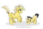 Playing With Mommy by MySweetQueen