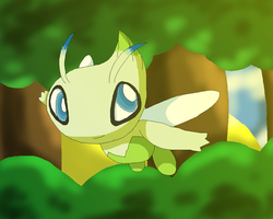 Day 10 ~ Favorite Grass type Pokemon ~ by ShiroFeretto23