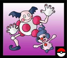 Mime Jr. Family