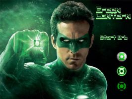 Green Lantern Start Orb by andyNroses