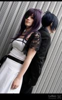 Mukuro and Chrome Cosplay TYL by Yuusei90