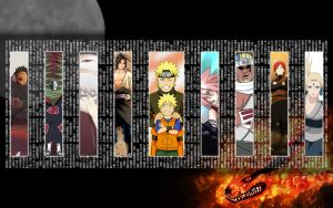 New Naruto Wallpaper by k4muii