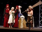 Nier Group at Ohayocon 2012 by NSCosplay