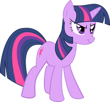 Twilight Sparkle by almaustral