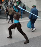 NYCC2013 Aayla Secura by zer0guard