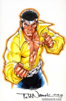 Luke Cage: Power Man by ToddNauck