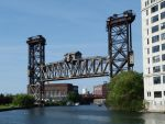 Canal Street Railroad Bridge by historicbridges