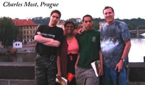 Prague Family Picture by CapnChryssalid