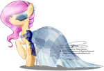 Commission - Gala Gown for Bloom Flower by selinmarsou