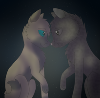 AT: If I Never Knew You by nikkithedog3