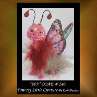 Ipa Fantasy Little Creature by KabiDesigns