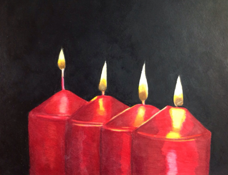 Candles by ktflowerm