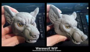 Werewolf Preview by WormsandBones