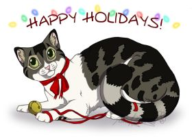 2013 Holiday Card by Falcolf