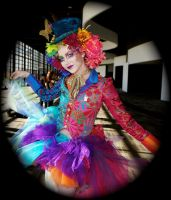The Mad Hatter by mirandajory