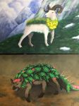 Plant animals by ANDILION5356