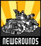 Newgrounds logo by ZiizV