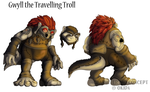 Gwyll of the Trolls by Okida