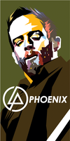 Phoenix In WPAP by setobuje
