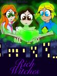 Rich Witches .:Cover:. by ShinySmeargle