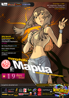 19 M3con09 Mapua School Tour by mangaholix